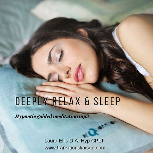 Deeply Relax & Sleep Hypnotic Guided Meditation