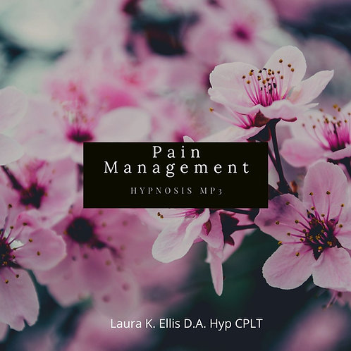Pain Management with Hypnosis mp3