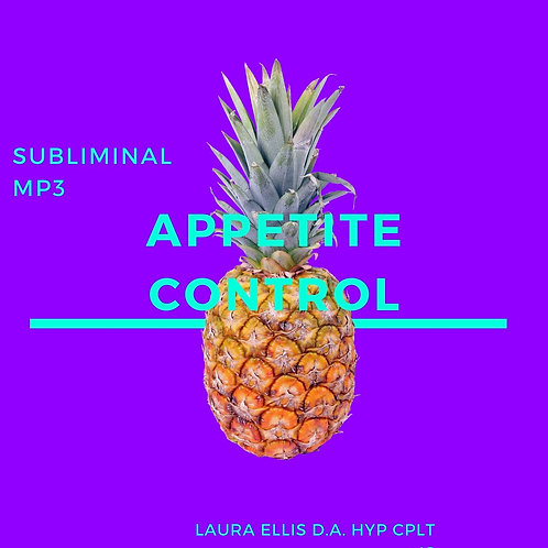 Appetite Control Subliminal mp3