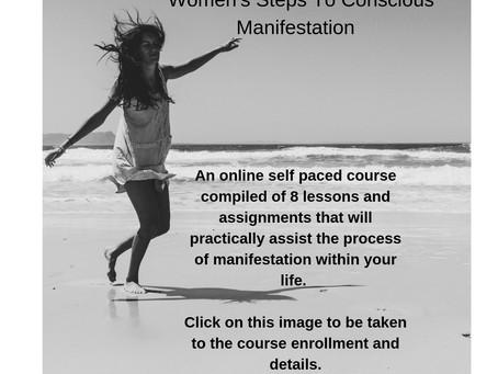 Manifesting Steps for Women