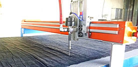 water jet cutting liner