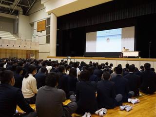 大阪交野市で講演させて頂きました。