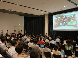 ETIC. Cafe18th「挑戦者たちが集う真夏の夕べ」イベント登壇