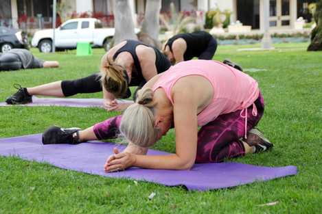 Kinstretch Workout