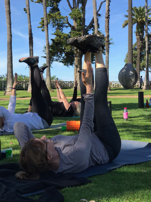 Inspired Bootcamp Workout