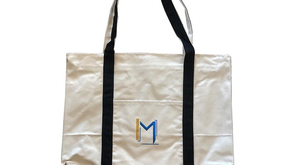 Inspired Method: Heavy Duty Tote Bag