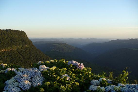 Vale do Quilombo, uma das vistas mais bonitas de Gramado