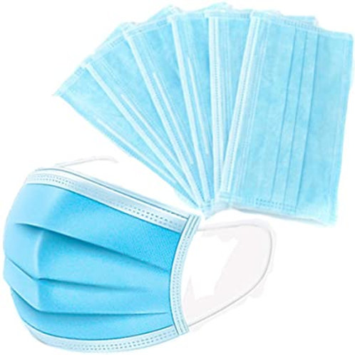Sterile Disposable Face Masks - Adult (1,000 pcs)