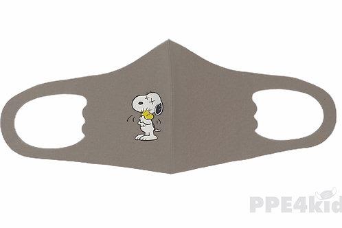 Snoopy kids face mask