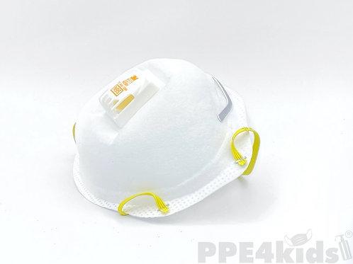 3M N95 Face Masks  - Adult-Size (10 pcs)