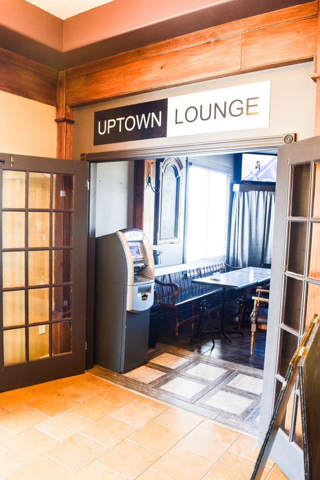 Uptown Lounge Entrance