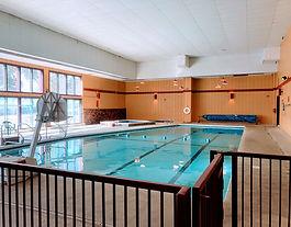 Larson Rec Center Swimming Pool