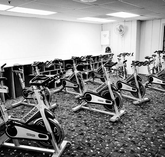 Larson Rec Center Indoor Cycling