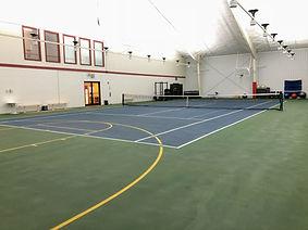 Larson Rec Center Tennis Court