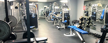 Larson Rec Center Weight Room