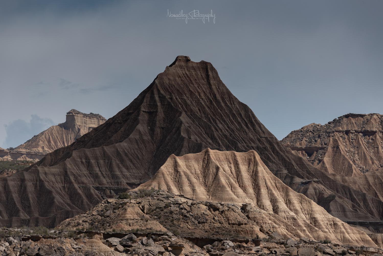 Le désert des Bardenas Reales