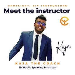 KAJA The Coach