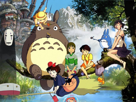Pensamientos sobre la imaginación y Studio Ghibli