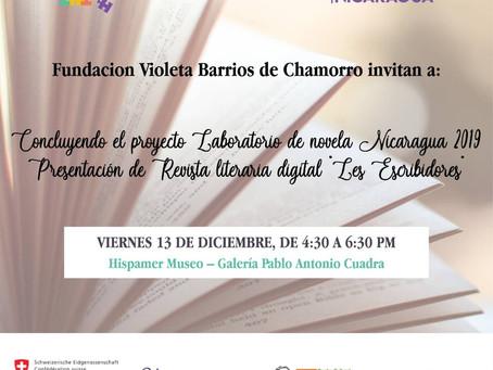 Lanzamiento de la Nueva Revista Digital Les Escribidores