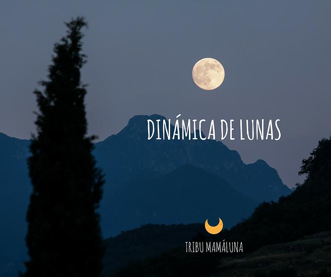 Dinámica de las lunas