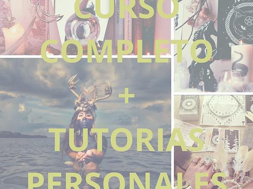 CURSO COMPLETO + Tutorías personales