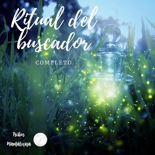Ritual del Buscador   Autoiniciación en la Magia