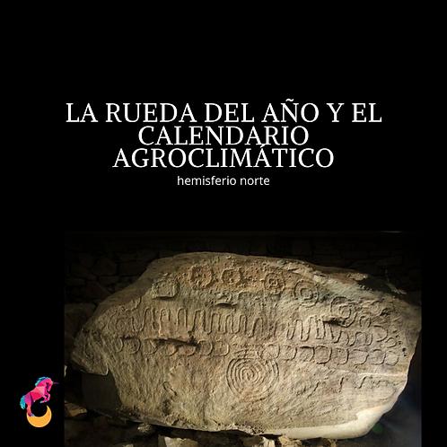 La rueda del año y el calendario agroclimático | Hemisferio norte