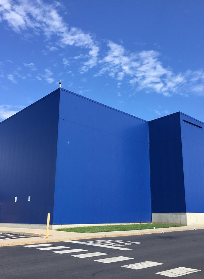 blue, PA