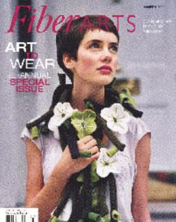 Fiber Arts Magazine, Jan/Feb