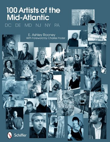 100 Artists of the Mid-Atlantic, Schiffer Publishing