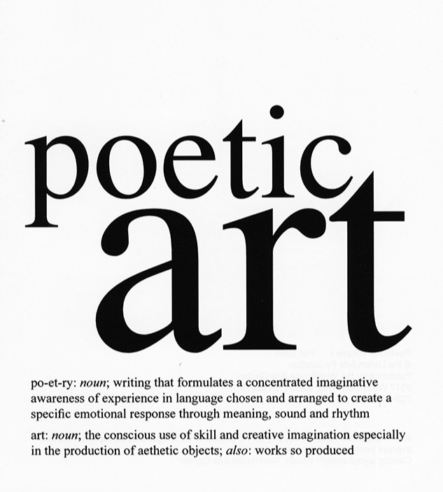 Art & Poetry collaboration