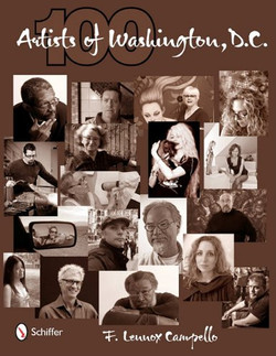 100 Artists of DC, F. Lennox Campello, Schiffer Publishing