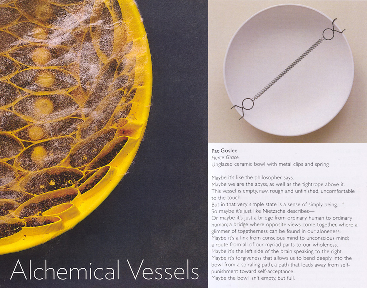 2013 Alchemical Vessels catalog