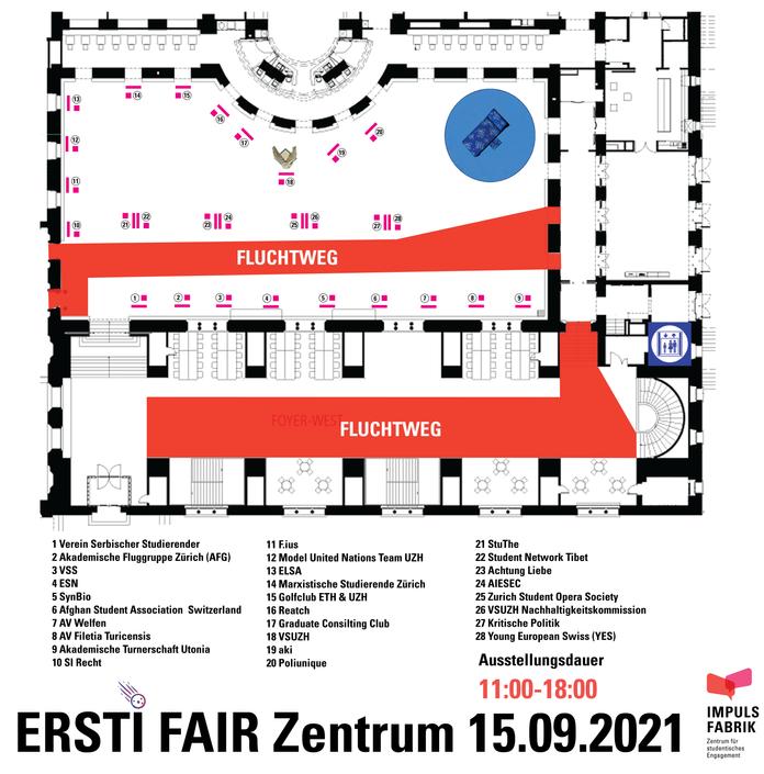 Ersti Fair 15. Sept. Zentrum