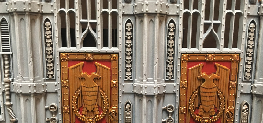 Palace doors