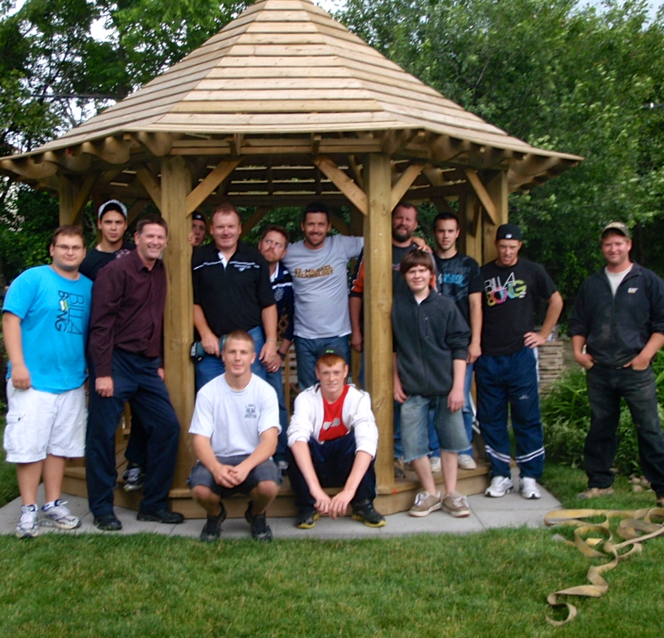 High Skills Major Gazebo 2012