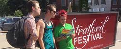 Gabe, Matt and Derek Bright Start Stratford