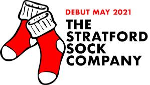 The Stratford Sock Company Logo Debut Ma