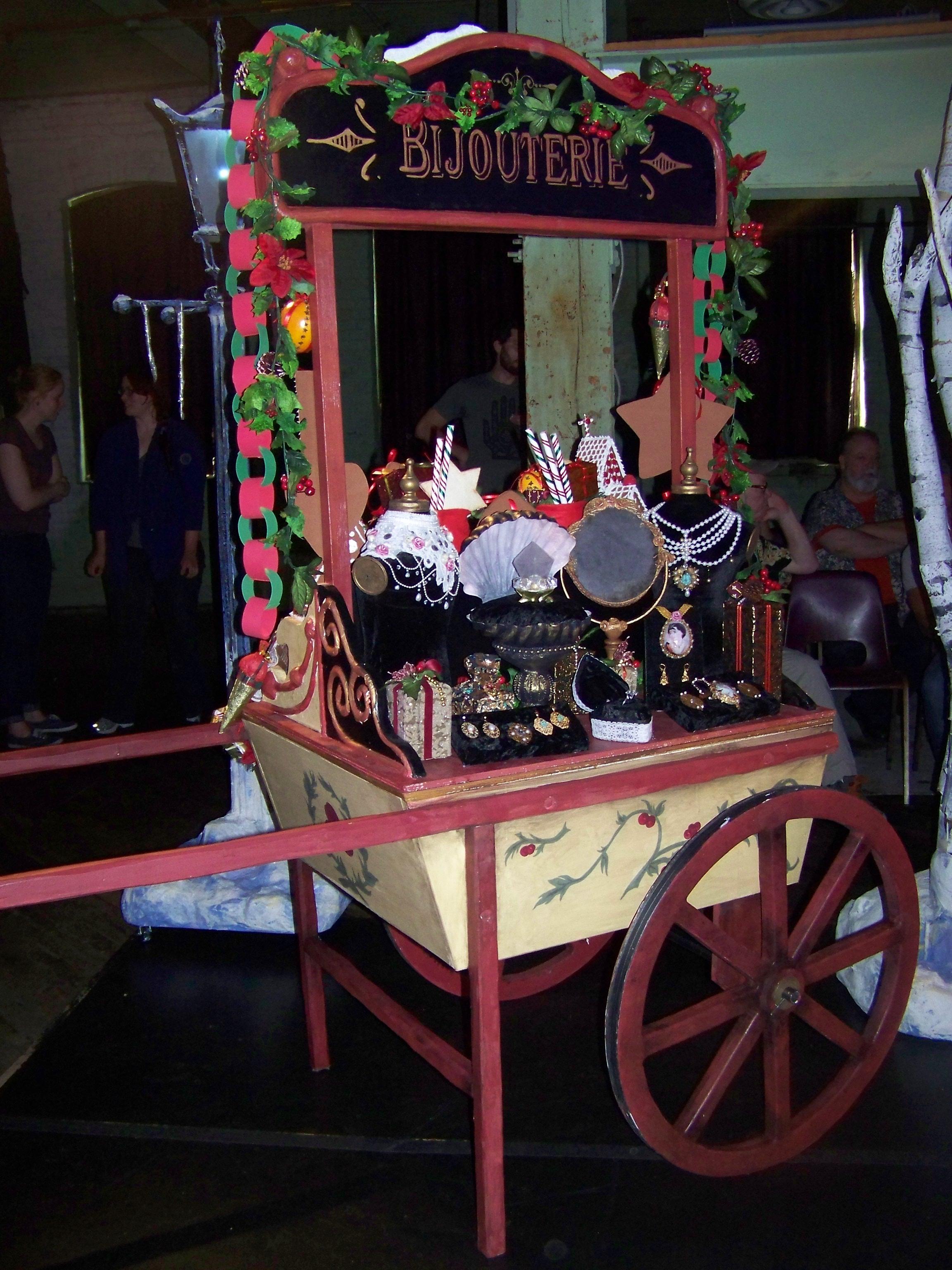 bijoux Cart