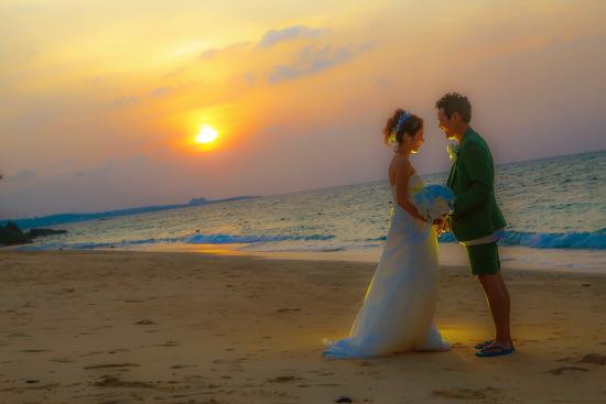 沖縄ミッションビーチウェディング