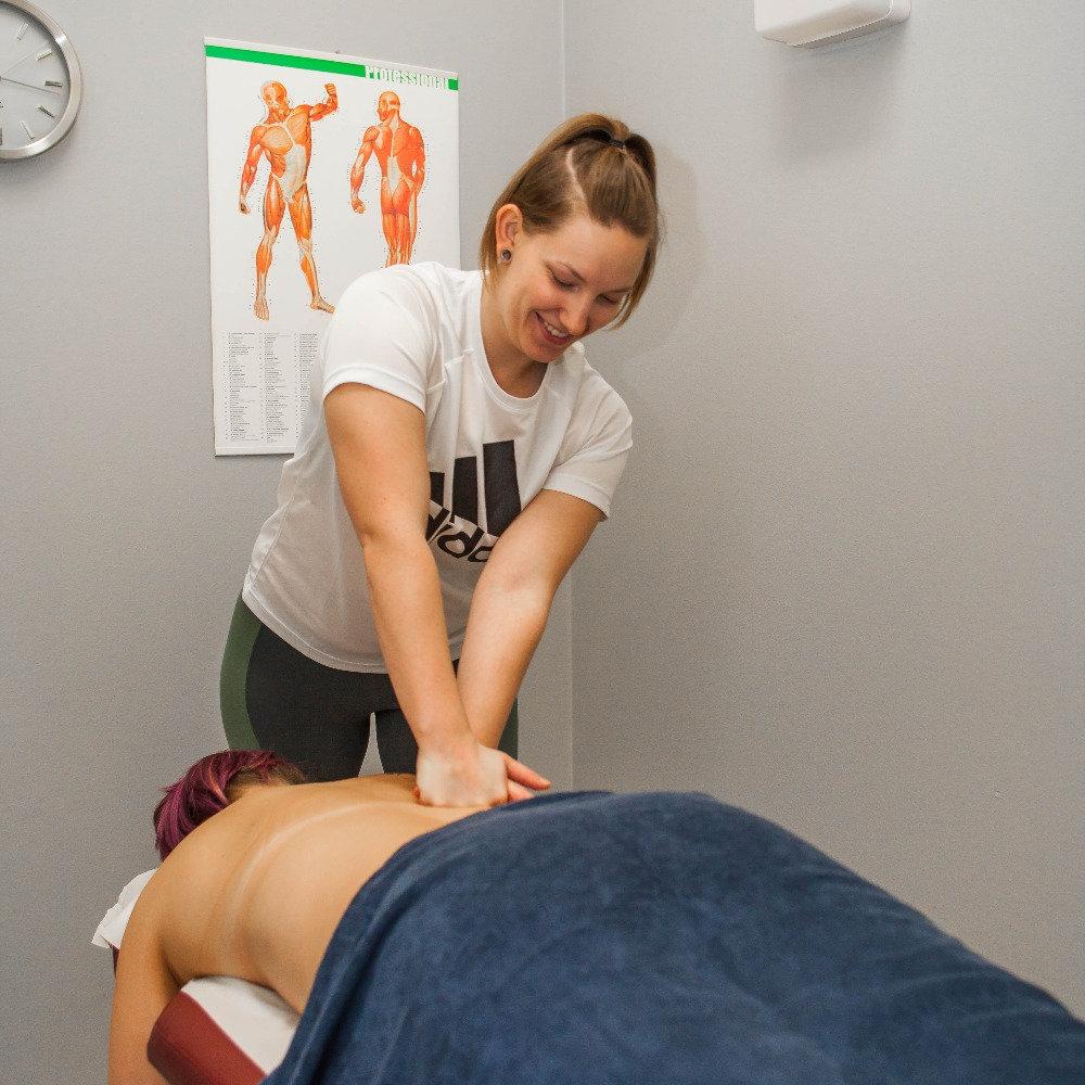 30 Min Hieronta/Massage