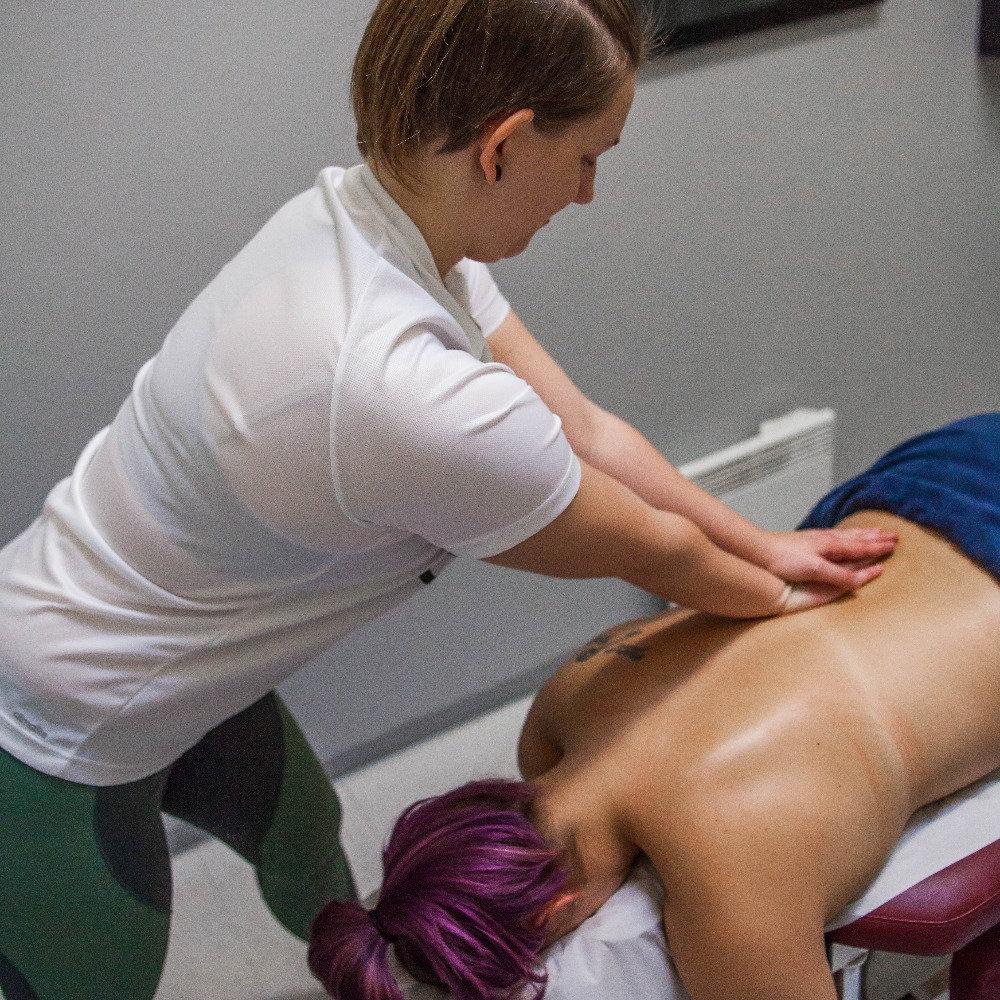 120 Min Hieronta/Massage