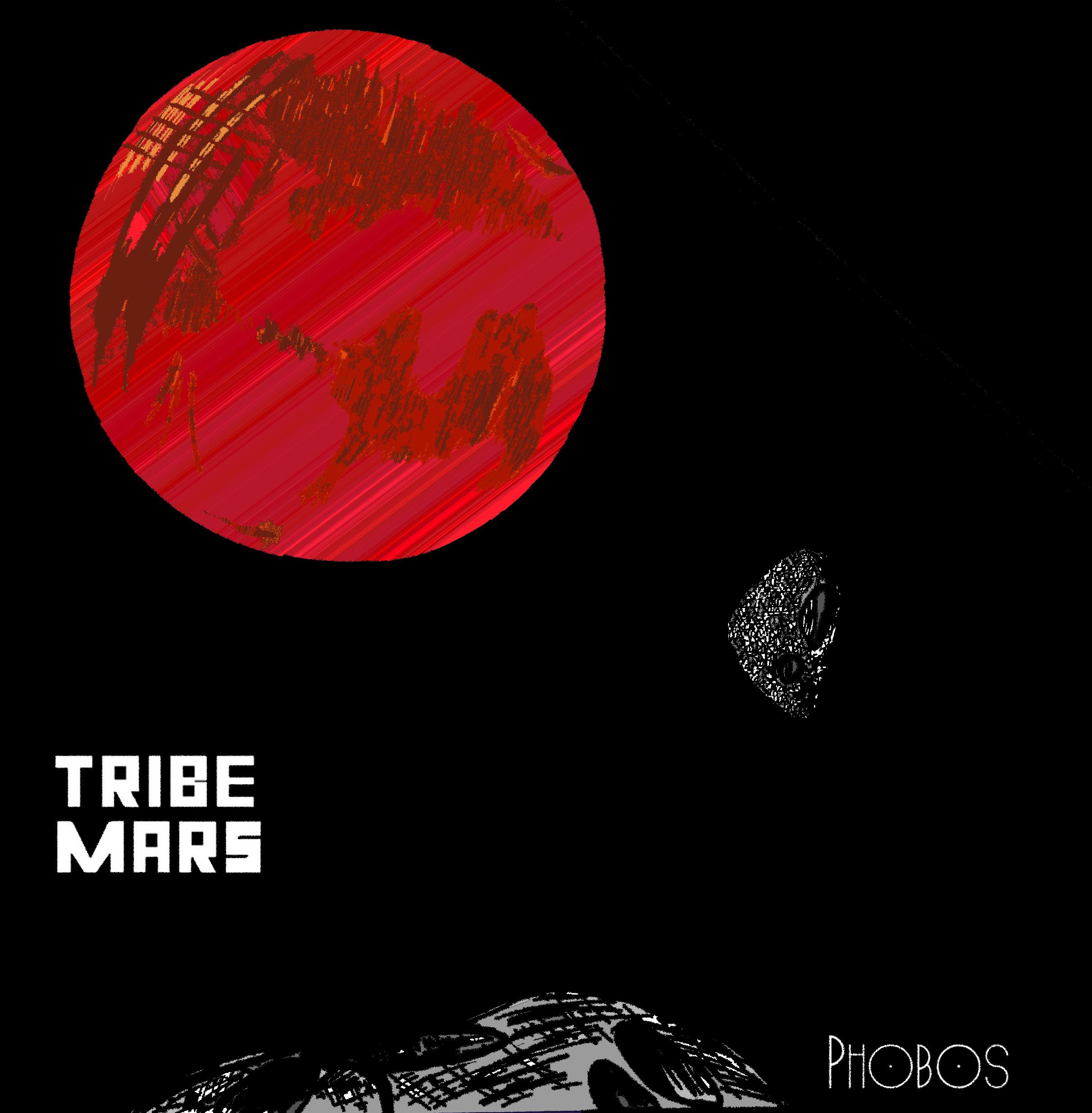 Phobos EP cover
