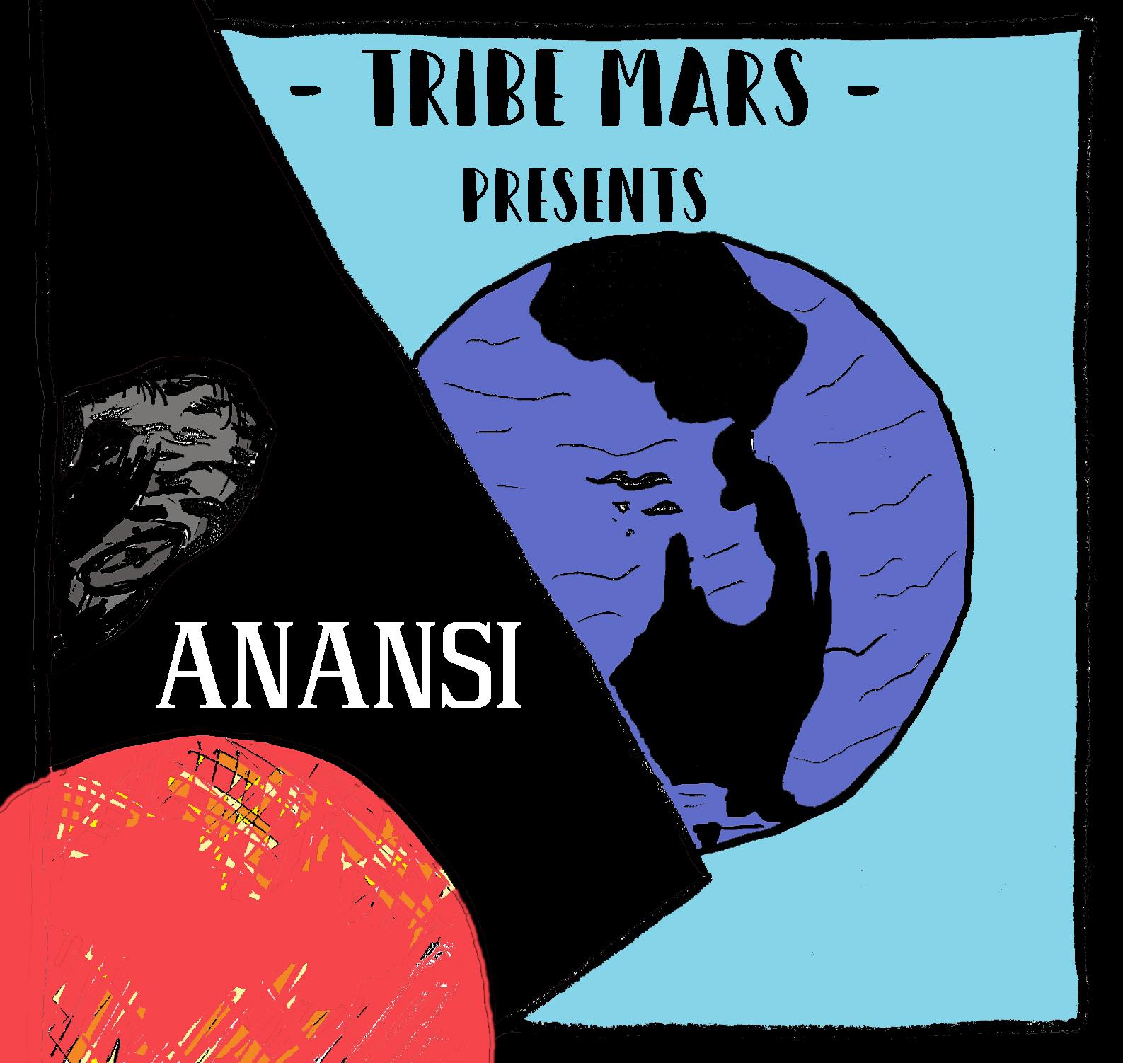 Anansi single cover