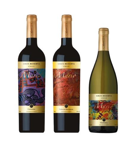 Vinos Reserva Viña Ravanal