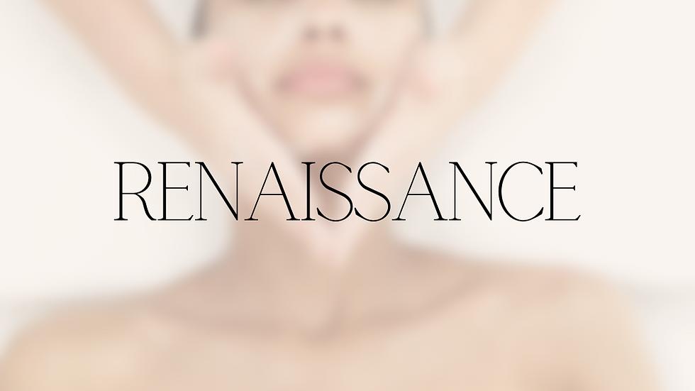 Renaissance soin du visage - Carte cadeaux