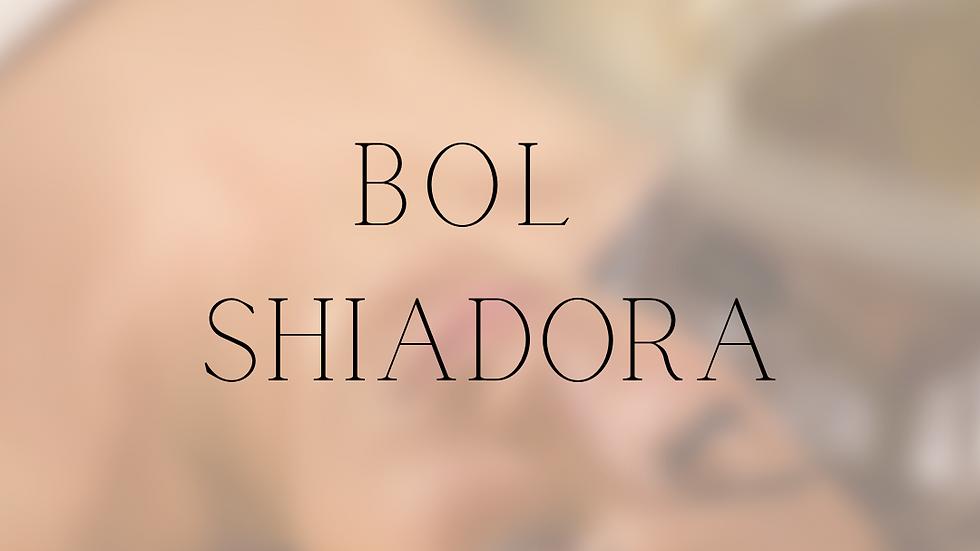 Bol Shiadora Carte cadeaux