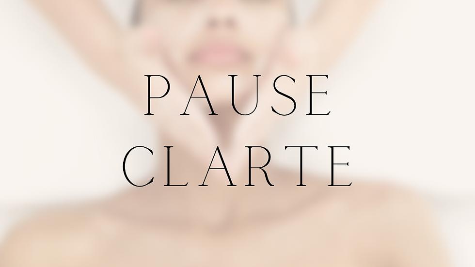 Pause Clarté - Carte cadeaux