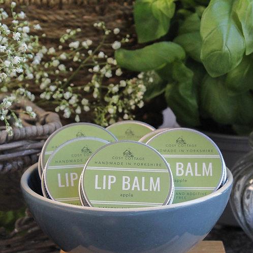 Baume à lèvres hydratante à la pomme