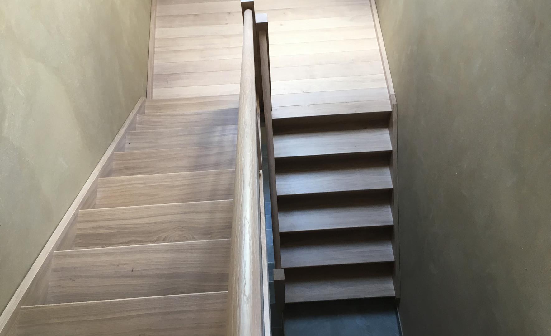 Escalier 2 - Vue 3
